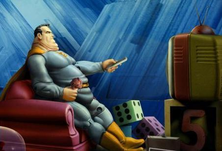 Superman Finally Hit Middle Age
