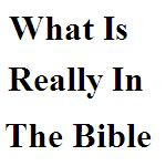 Don't Ya Just Love The Bible - Small