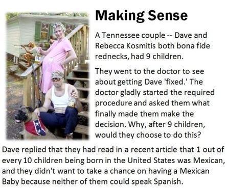 Redneck Vasectomy