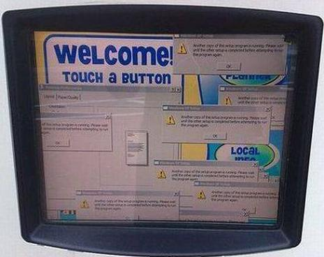 Go On Touch A Button We Dare Ya!