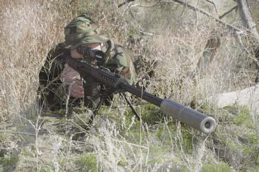 No 3. Barrett .50 Cal - 1