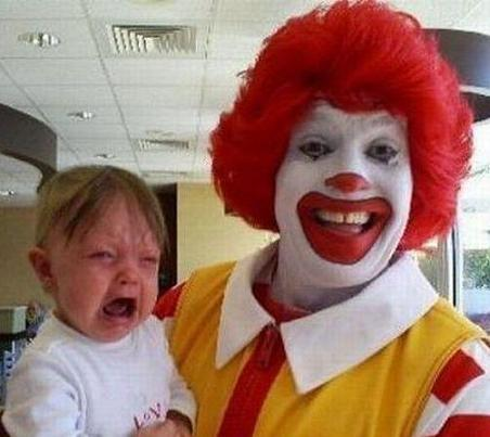I Don't Know Where This Fear Of Clowns Comes From Doctor, I've Just Always Had It