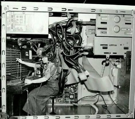 I Always Wondered How Those Early Computers Worked