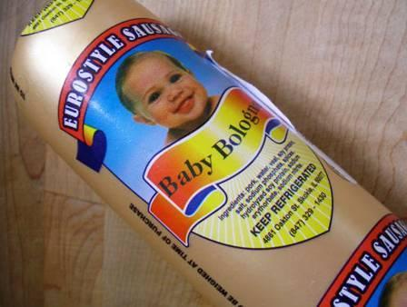 Now You Can Buy Bologna Made From Real Babies For Practically Nothing