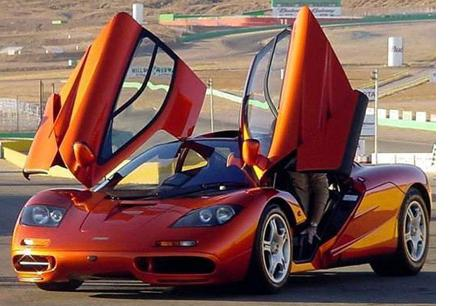McLaren F1 (240 mph)