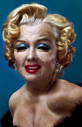 Thank God Marilyn Never Grew Old