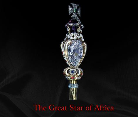 The Great Star of Africa