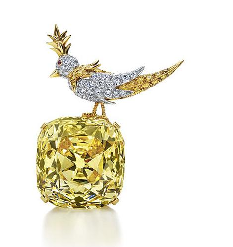 Tiffany Yellow Diamond