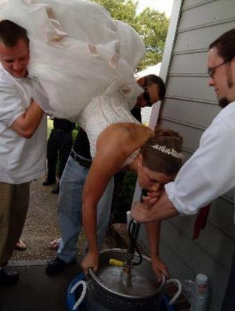 Just What Every Little Girl Dreams About For Her Wedding Day!