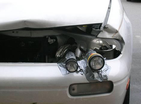MacGyver Headlight