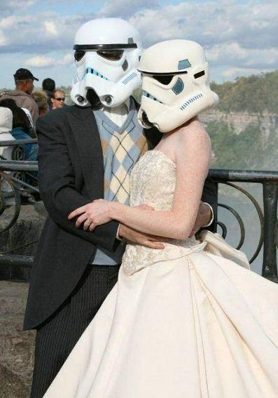 Thanks A Lot Buddy You Just Married The First And Last Female Geek