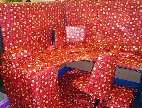 We Know You Said You Didn't Want Any Gifts For Your Birthday So We Deascided To Get You The Wrapping Paper Insted