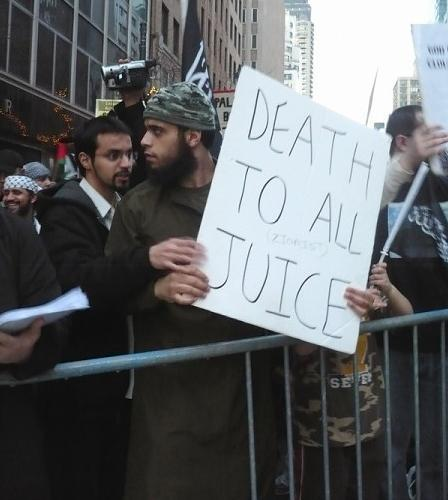 So What Do Muslims Have Against Juice Anyway