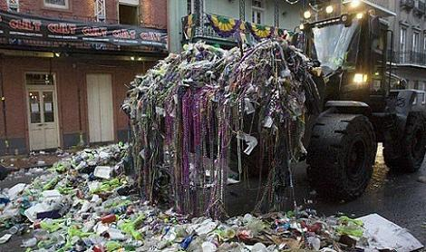 The Other Side Of Mardi Gras In New Orleans