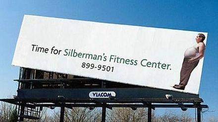 He Shouldn't Need A Billboard To Tell Him That