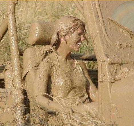 Somehow When You Said You Wanted To Get A Little Dirty I Didn't Think This Was What You Meant