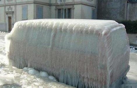 Anybody Got An Ice Scrapper