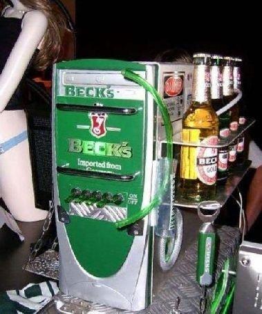 Beer Powered Computer