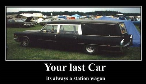 Especially If The One Before It Was A Trans Am