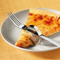 For The Man That Has Everything, The Pizza Fork