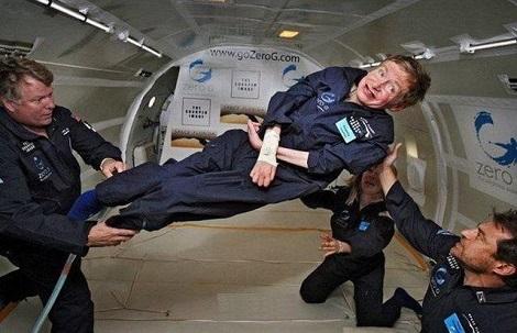 Hey Albert Einstein, Steven Hawking Says To Eat Shit!