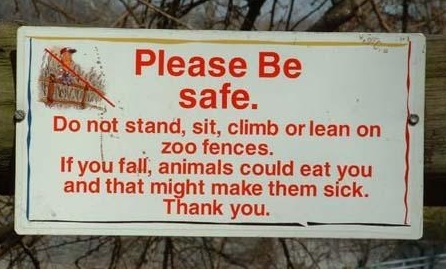 Because We Care About Our Animals