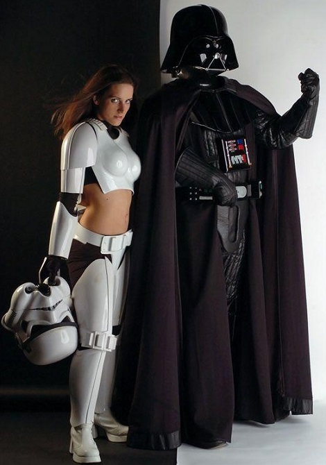 I Always Wondered Why He Switched To The Dark Side