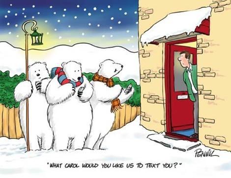 Singing Polar Bears Is So Last Century