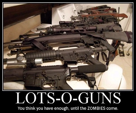 Are You Sure It's The Zombies Or Are You Overcompensating For Something