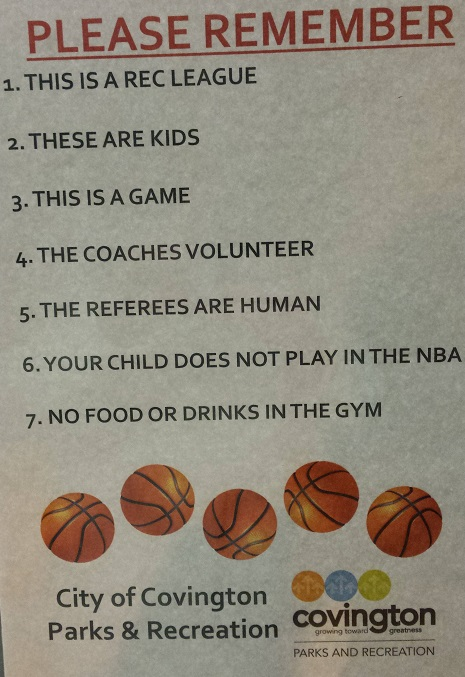 Dear Angry, Overly Competitive Parents Whom Everyone Hates, Please Read This