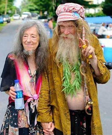 No Matter How Much They May Want It, Hippies Aren't What They Used To Be