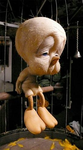 Tweety Really Hasen't Aged Well