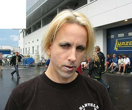 Now I Know Why Marilyn Manson Where's So Much Makeup