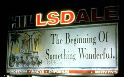 Yes Drugs Are The Beginning Of Something Wonderful