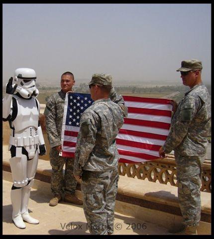 I Pledge Allegiance To The Empire