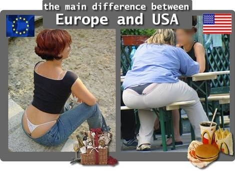I'm Moving To Europe