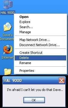Hal 9000 Windows XP Edition