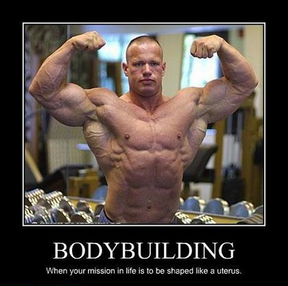 Only Steroids Will Get You There