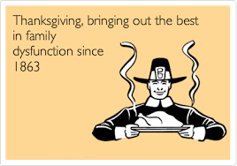 A Wholesome Family Thanksgiving