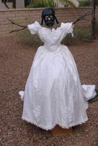 So What Did You Do With Your X Wife's Wedding Dress