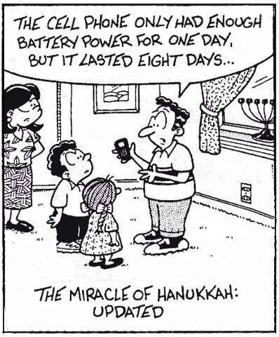 It's A Hanukkah Miracle