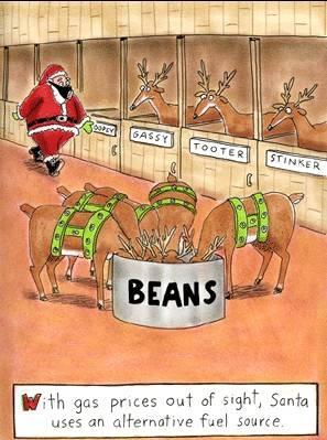 Santa's Gone Green
