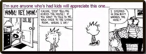 You Should Really Watch What You Say To Your Kids