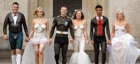 I Love These Modern Weddings