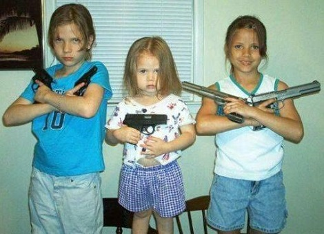 To Hell WithThe Girl Scouts, Were Members Of The NRA!!!