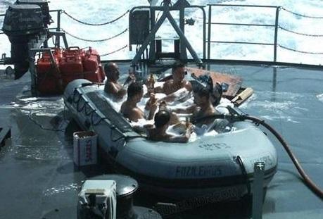 Poor Sailor's Jacuzzi