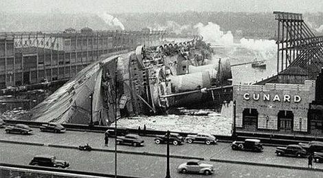You Think They Would Have Learned Something From The Titanic Prototype Fiasco
