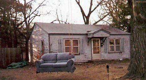 redneck-swingset