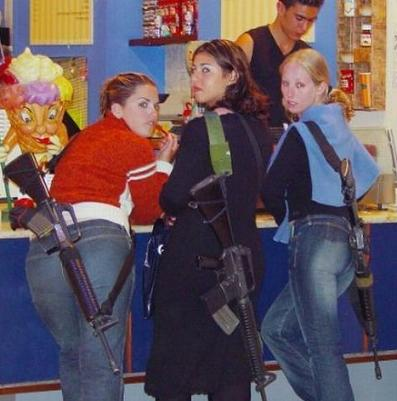 Don't Mess With Isreali Girls
