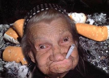 Smoking Kills You Early My Ass!!!
